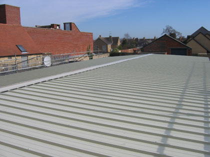 Commercial Roofing Milton Keynes