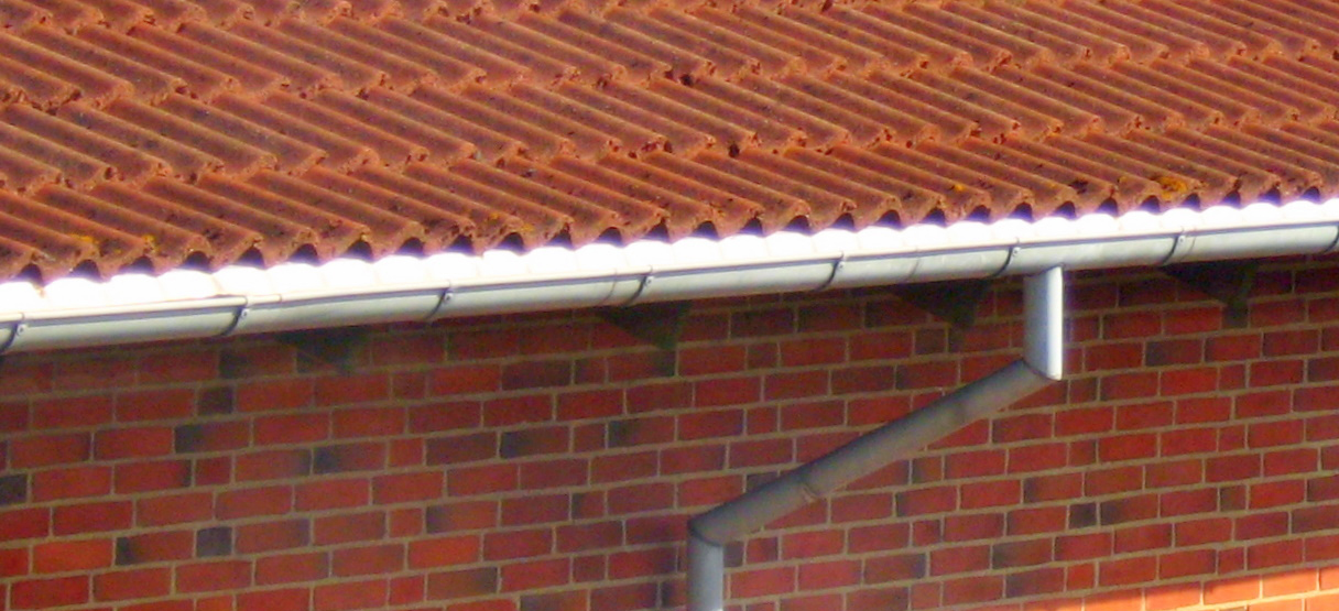 House gutters